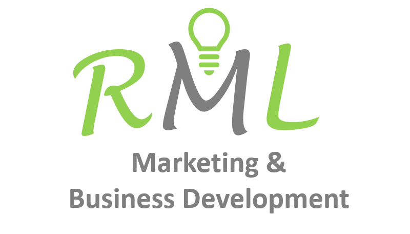 RML Marketing & Business Development Logo