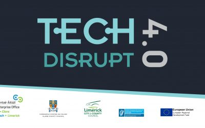 Calling all Entrepreneurs, Dreamers and Future Technology Disruptors to Ireland's Mid-West Region.